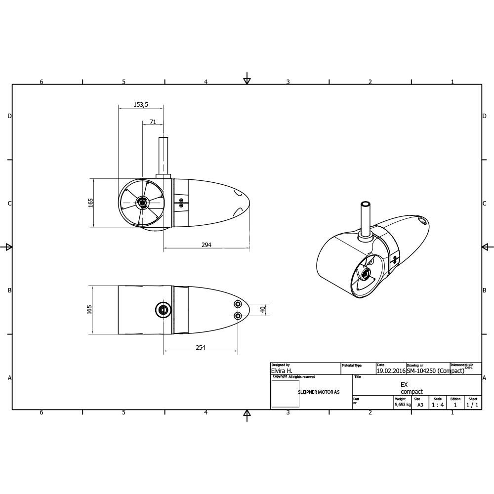 ex series 1 technical advice download bow thrusters