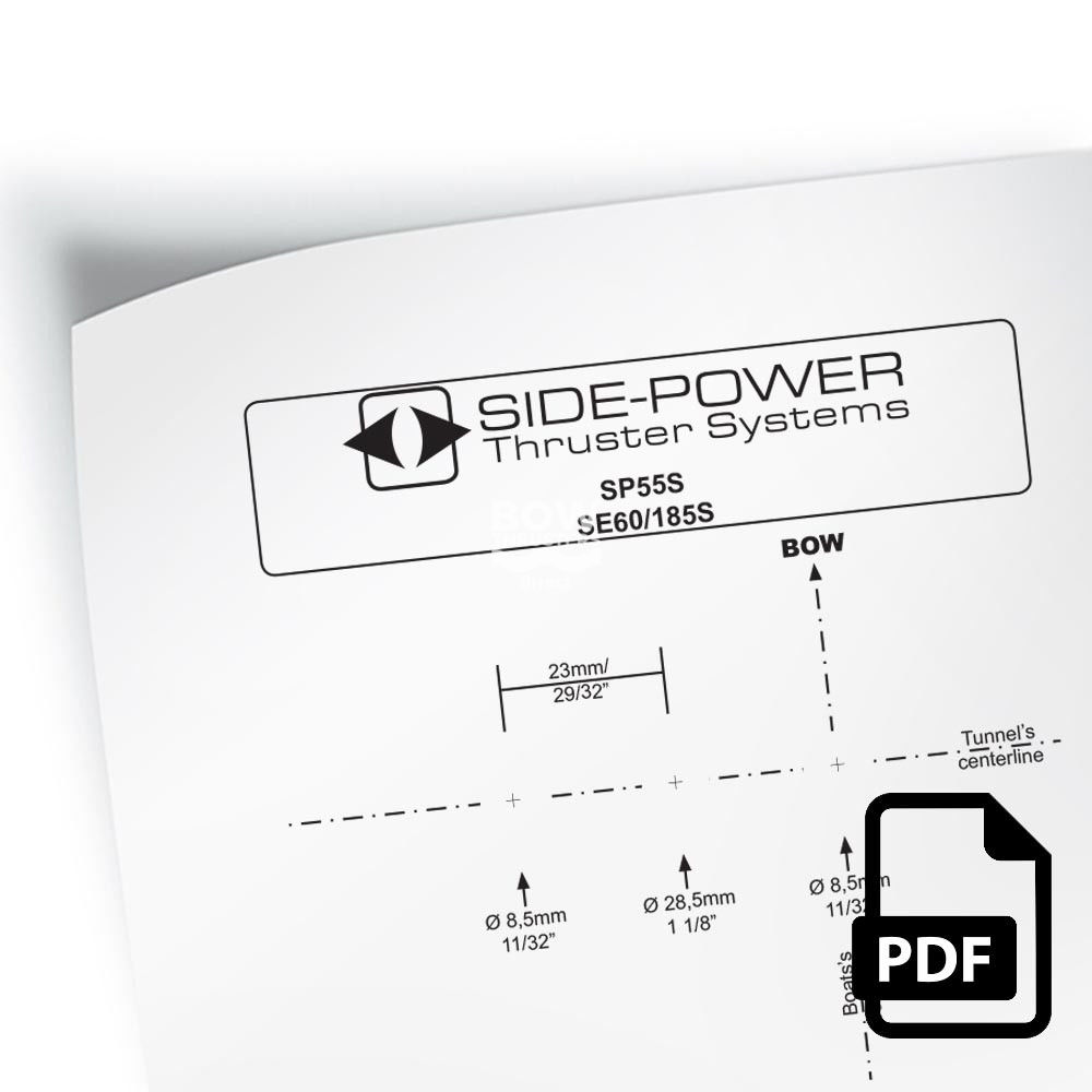 side power thruster systems pdf technical advice bow thrusters information downloads