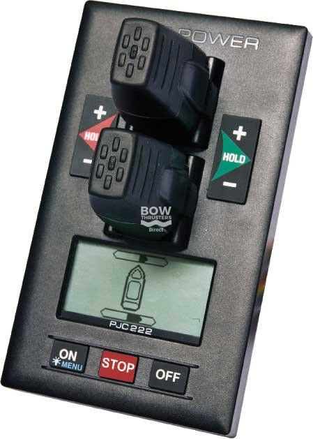 PJC222 Control Panel