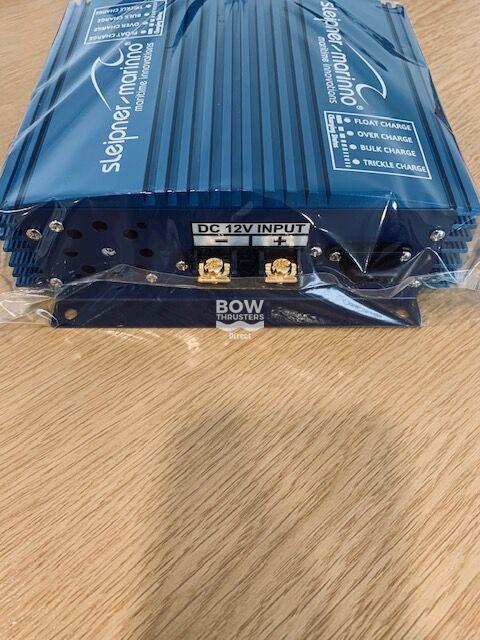 50211 12V - 24V Voltage Conversion Box 4 lead system. SE 170 TC in 12V boats