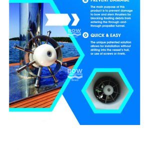 Bow thruster protection
